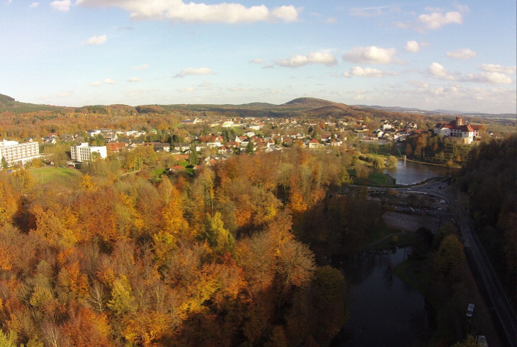 Herbst in Bad Iburg